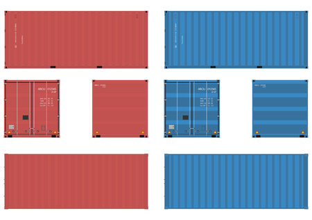 storage container: Shipping container