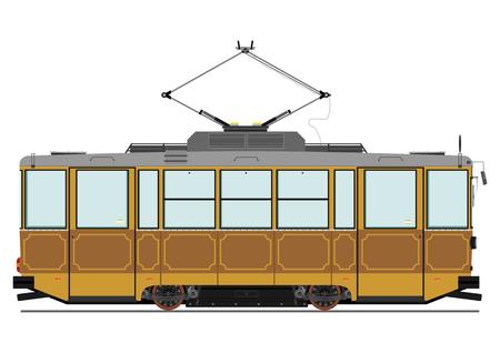 streetcar: Tranv�a de la vendimia.