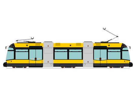 streetcar: Moderno tranv�a