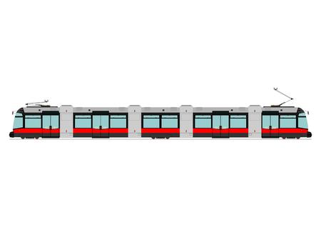 tramcar: Modern tram