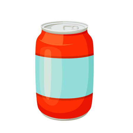 mart: Soda cans. Drinks and soda jars vector illustration. Beverage packaging. Cans of soda, cola, water, beer, soft drinks. Design of cans for drinks. Cartoon cans blank Illustration
