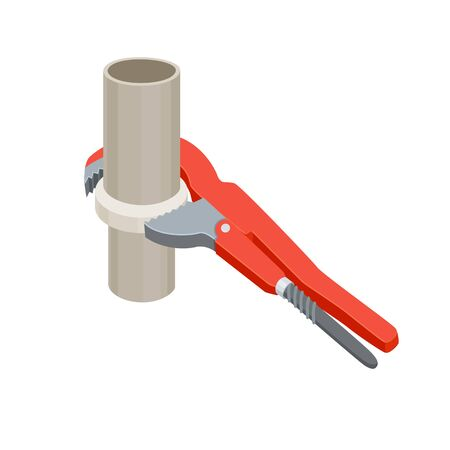 sewer: Tighten nut wrench