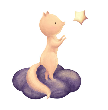 Fox catch the star