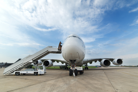 The Airbus A380 Editorial