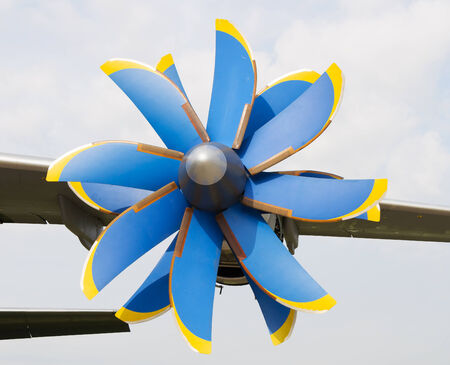 turboprop: Propeller turboprop aircraft.