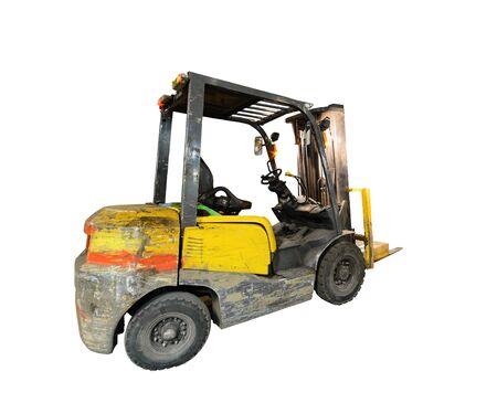 drove: Forklift drove rack