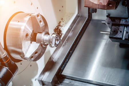 filings: Turning and milling machine.