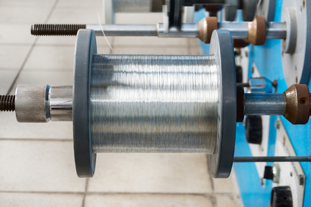 alloy: Coils with tinned wire.