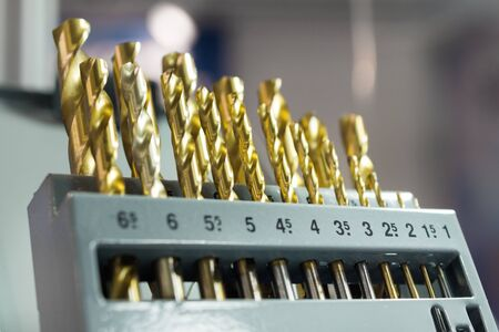 Placer carbide drills for metal.