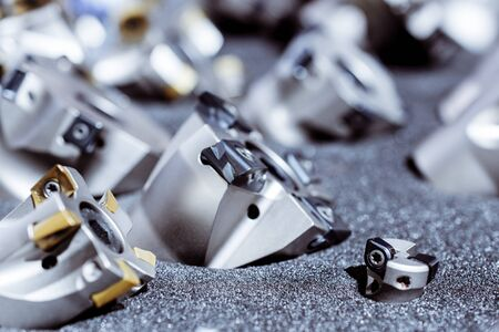 Modern milling cutters for metal