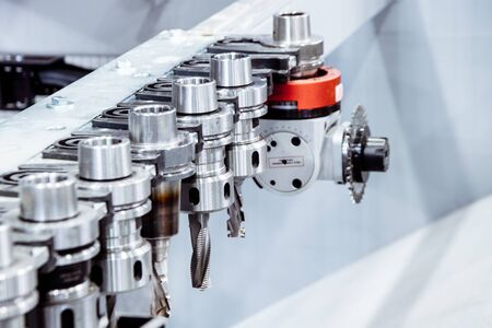 Cassette with replaceable cutting tool. Standard-Bild