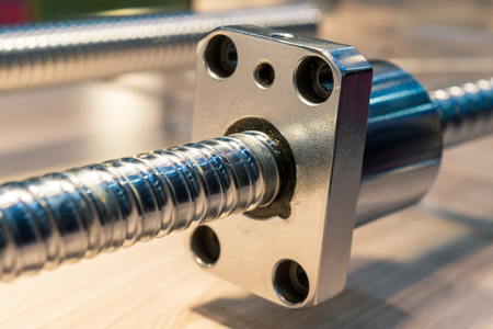 High precision ball-screw linear actuator for CNC machine.