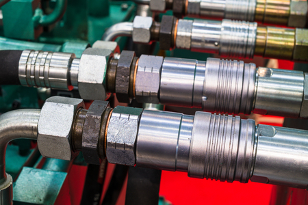 hydraulic coupling connector