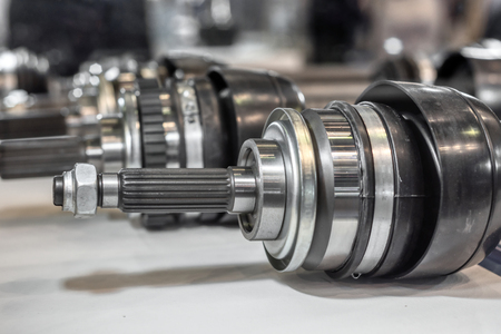 CV joint, one of the most important parts of the automotive suspension