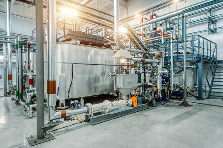 Production d'émulsions chimiques pour l'exploitation minière.