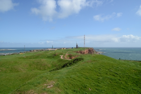 helgoland: Helgoland overview Germany