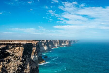 coastline: Cliff Coastline
