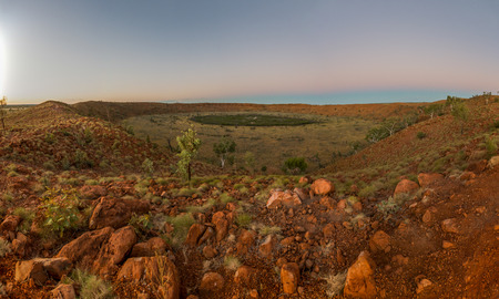Wolfe Creek Crater, Western Australia