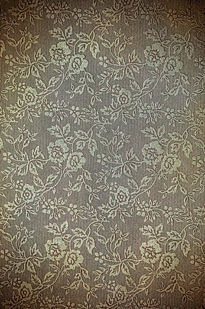 luxury paper: abstract vintage flora pattern for background Stock Photo