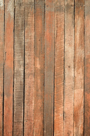 old desk: vertical old wood texture with natural patterns Stock Photo