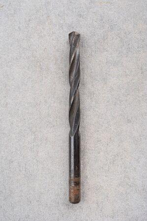 torque: closeup detial of drill bits