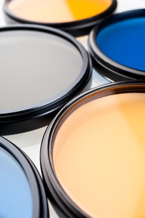 polarization: many type of filters for lens