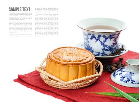 Mooncake, Chinees Medio-herfstfestivaldessert