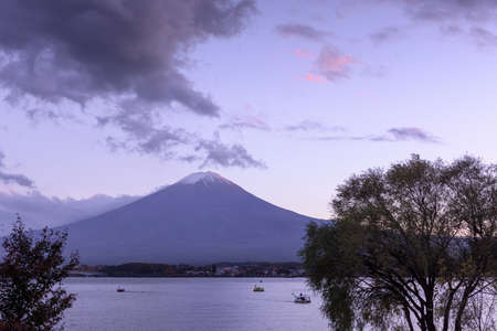 at the highest: Mountain Fuji, the highest mountain in Japan