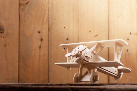 daydream: Balsa wood model airplane kits