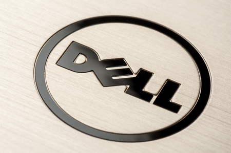 Dell Computer Monitor Stock Photos Royalty Free Dell Computer