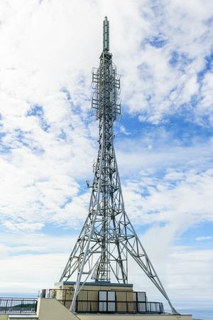 telecommunication tower, communication antenna, communication transmitter tower