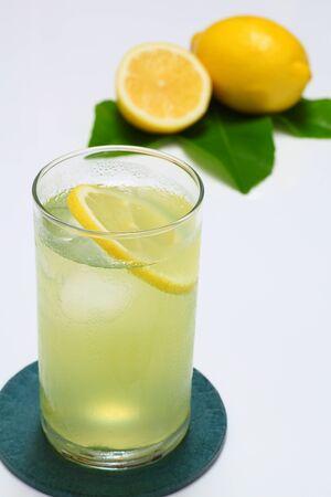 leah: Lemonade with lemon and leah