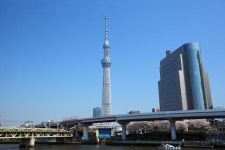 sights: Tokyo sky tree, Japanese radio tower