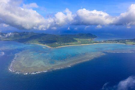 Ishigaki Island Overlook - Tamatorizaki 写真素材