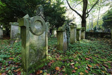 jewish: Of Jewish cemetery