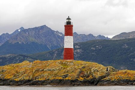 end of world: Lighthouse at the End of the World, Argentina