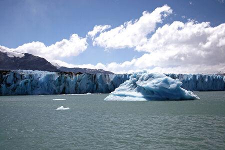 perito: Perito Moreno glacier, Argentina Stock Photo