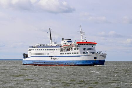 regulators: Ferries regulators, Estonia