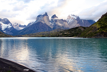 torres del paine: Torres del Paine Mountains, Chile