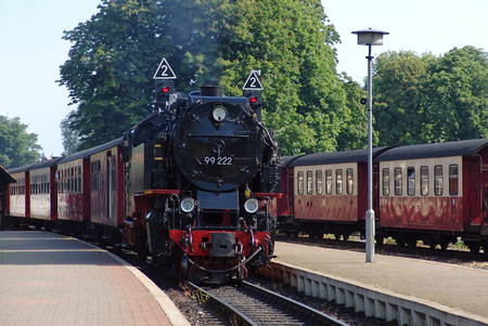 narrow gauge railway: Harz Narrow Gauge Railway Editorial