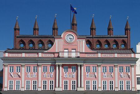 rostock: Town Hall, Rostock