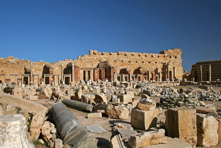 libya: Leptis Magna, Libya
