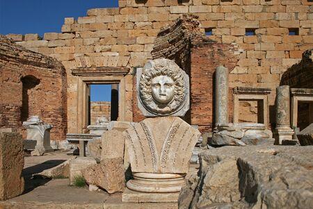 severus: Leptis Magna, Libya