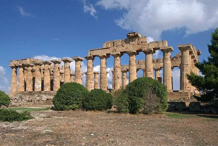 archaeologically: Valley of the Temples, Agrigento, Sicily