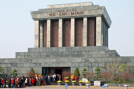 mausoleum: Ho Chi Minh Mausoleum, Hanoi Editorial