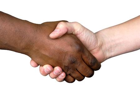 encounter: Handshake