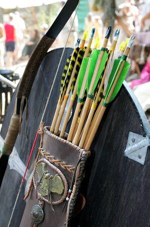 jousting: Arrows