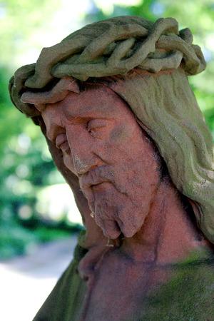 crux: Christ figure