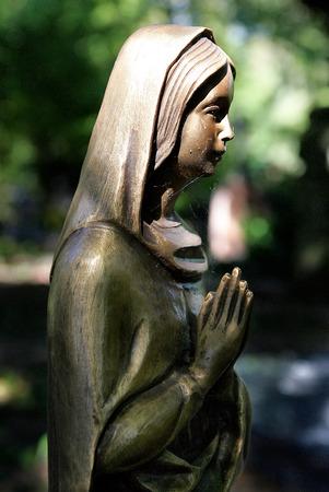 marie: Marie Sculpture