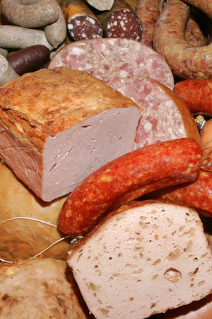 butcher s shop: Sausage